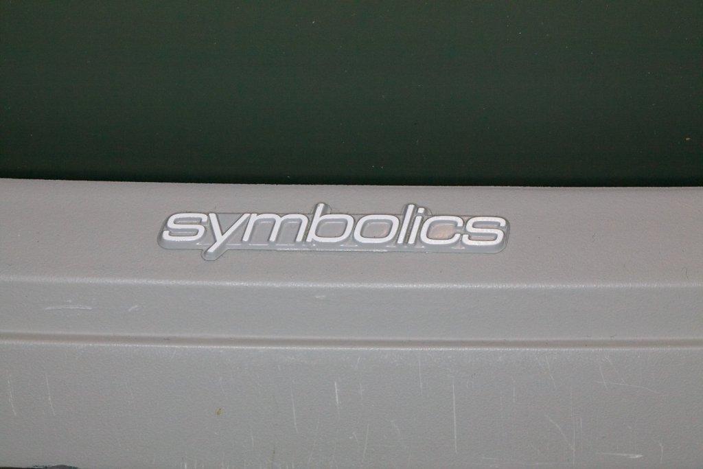 Symbolics console logo - 1