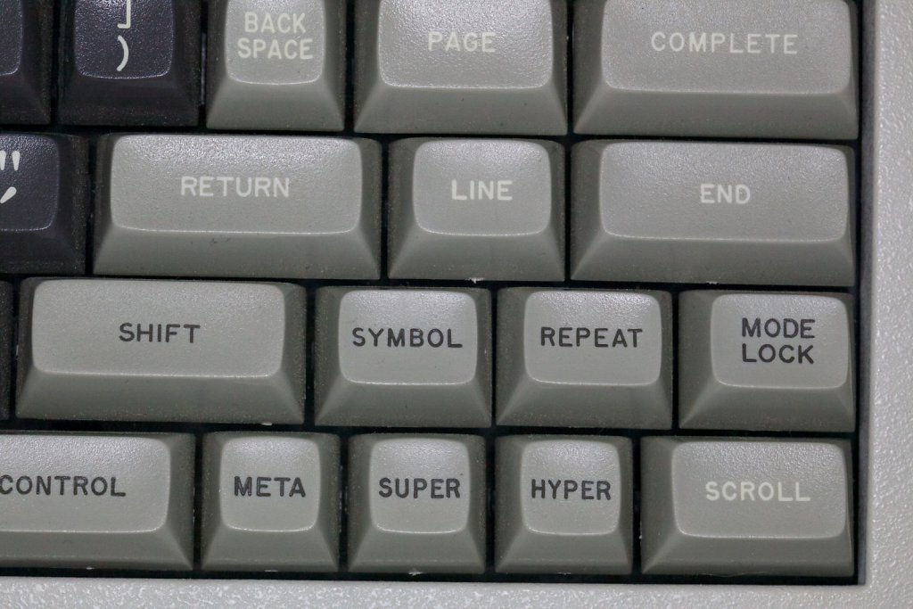 3600 Keyboard - Bottom Right