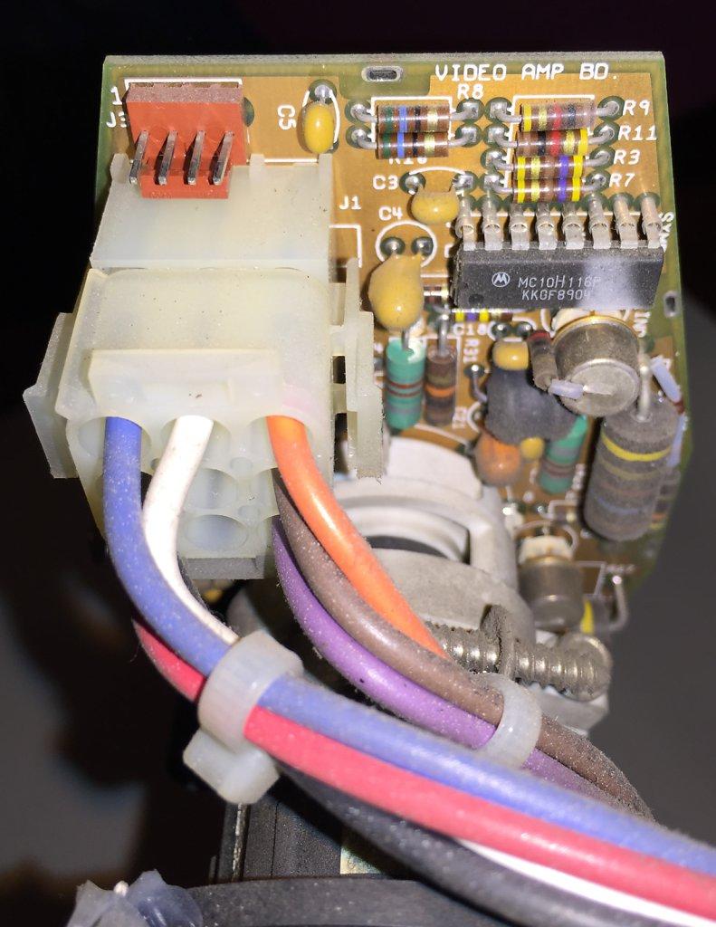 Video Amp