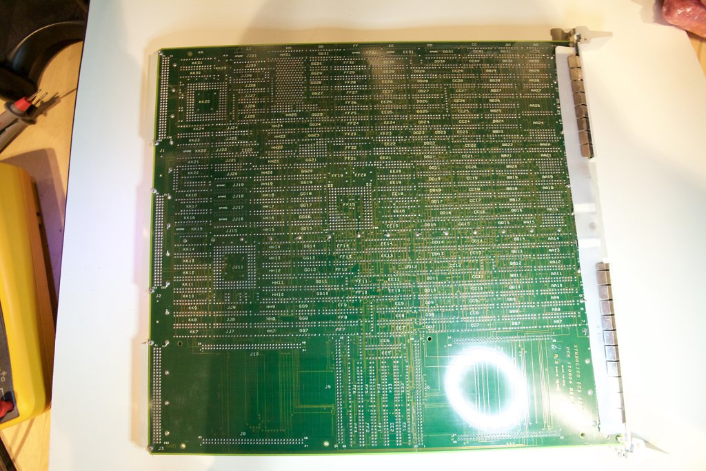 IO board - reverse all