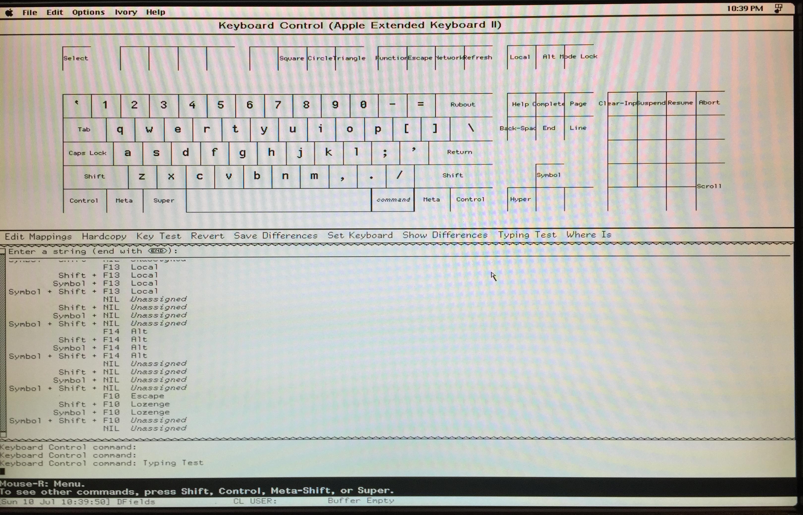 Macivory iii setup and x11 macivory iii x11 genera screens biocorpaavc Image collections
